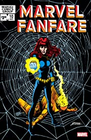 Marvel Fanfare (1982-1992) #10: Facsimile Edition