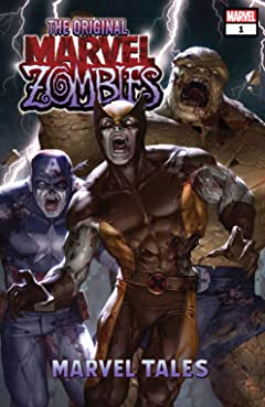 Original Marvel Zombies: Marvel Tales (2020) #1