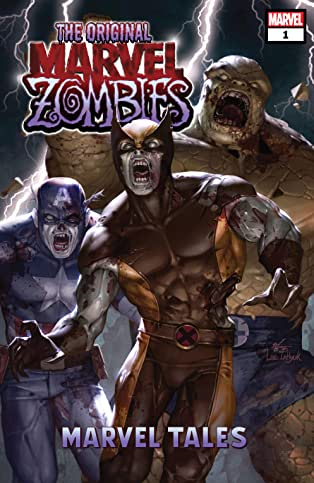 Marvel Tales: The Original Marvel Zombies (2020) #1