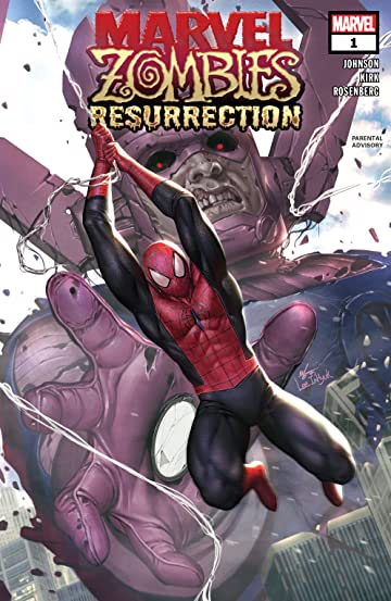 Marvel Zombies: Resurrection (2020) #1 (of 4)