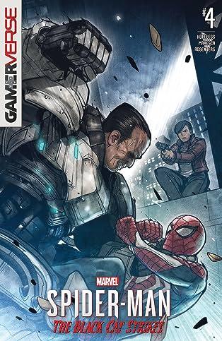 Marvel's Spider-Man: The Black Cat Strikes (2020) #4 (of 5)