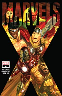 Marvels X (2020) #4 (of 6)