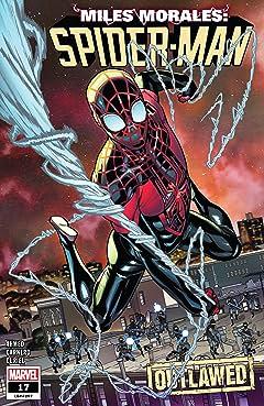 Miles Morales: Spider-Man (2018-) #17