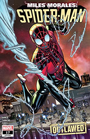 Miles Morales: Spider-Man (2018-) No.17