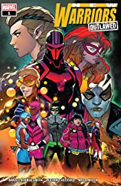 New Warriors (2020) #1 (of 5)