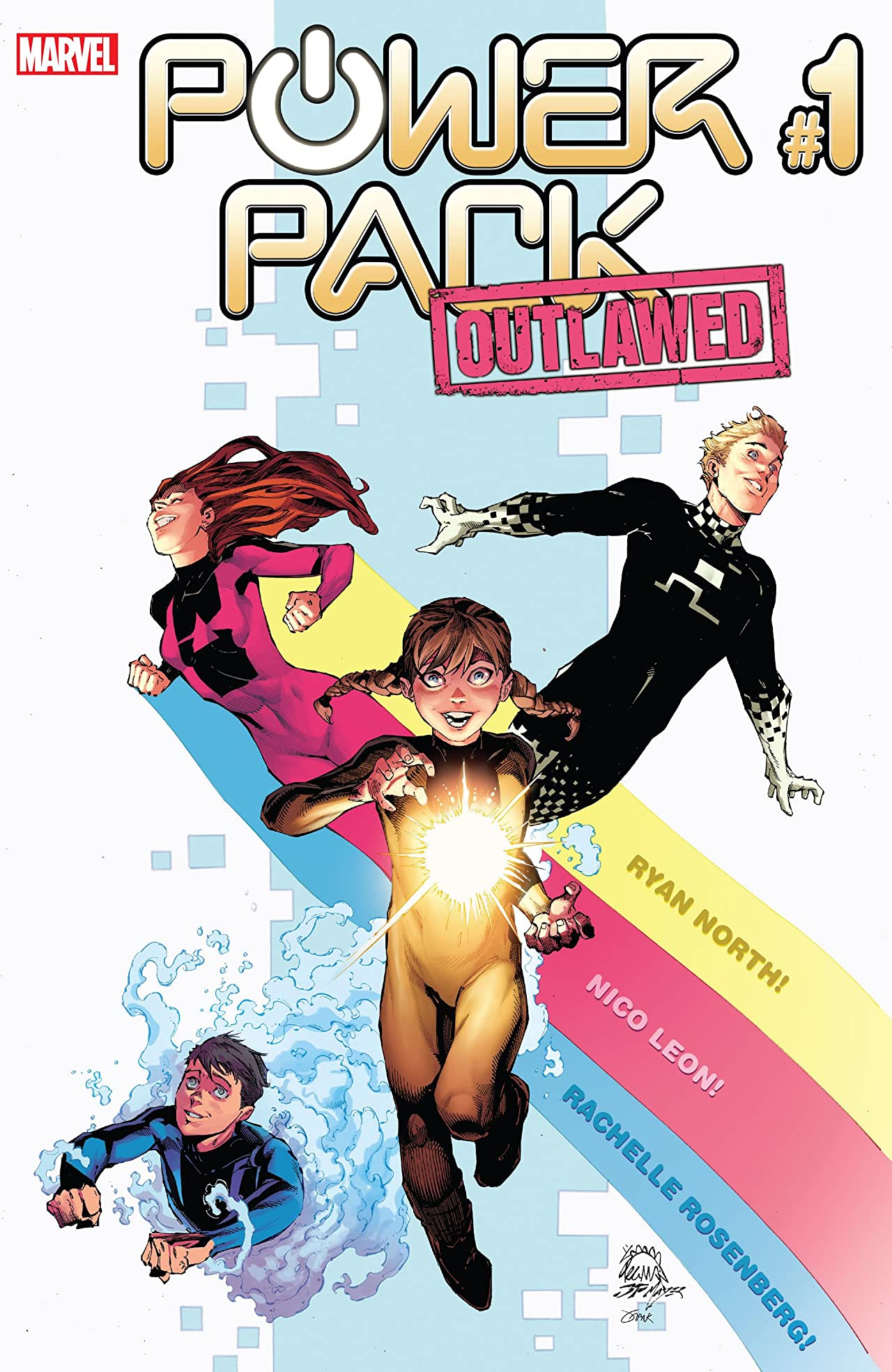 Power Pack (2020) #1 (of 5)