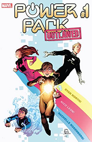 Power Pack (2020-) #1 (of 5)
