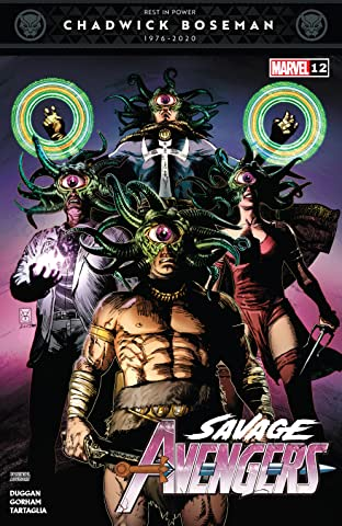 Savage Avengers (2019-) No.12
