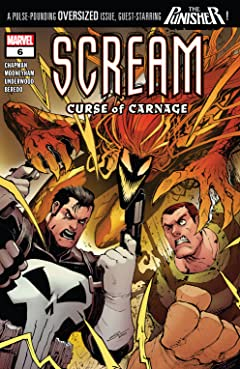 Scream: Curse Of Carnage (2019-) #6
