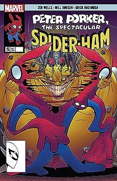 Spider-Ham (2019-2020) #5 (of 5)