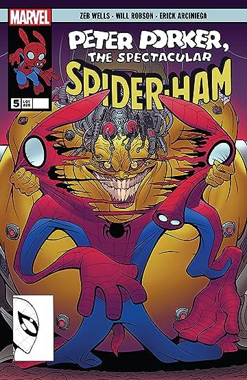 Spider-Ham (2019-2020) No.5 (sur 5)
