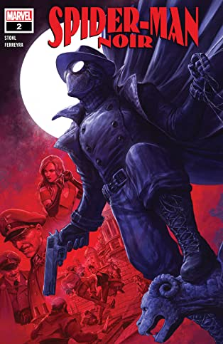 Spider-Man Noir (2020) #2 (of 5)