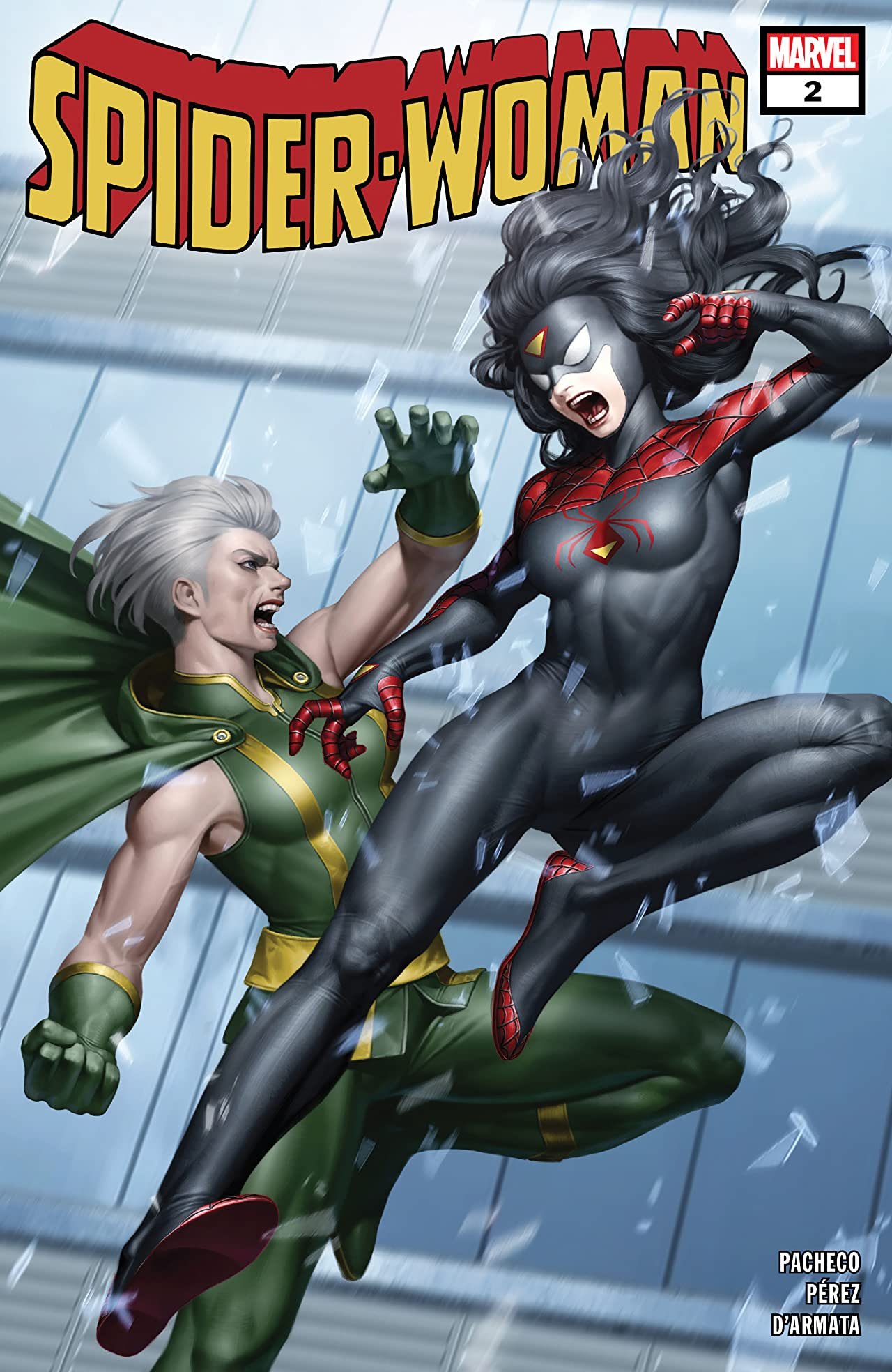 Spider-Woman (2020-) No.2