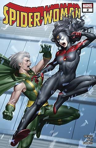 Spider-Woman (2020-) No.2