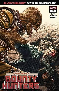 Star Wars: Bounty Hunters (2020-) #3