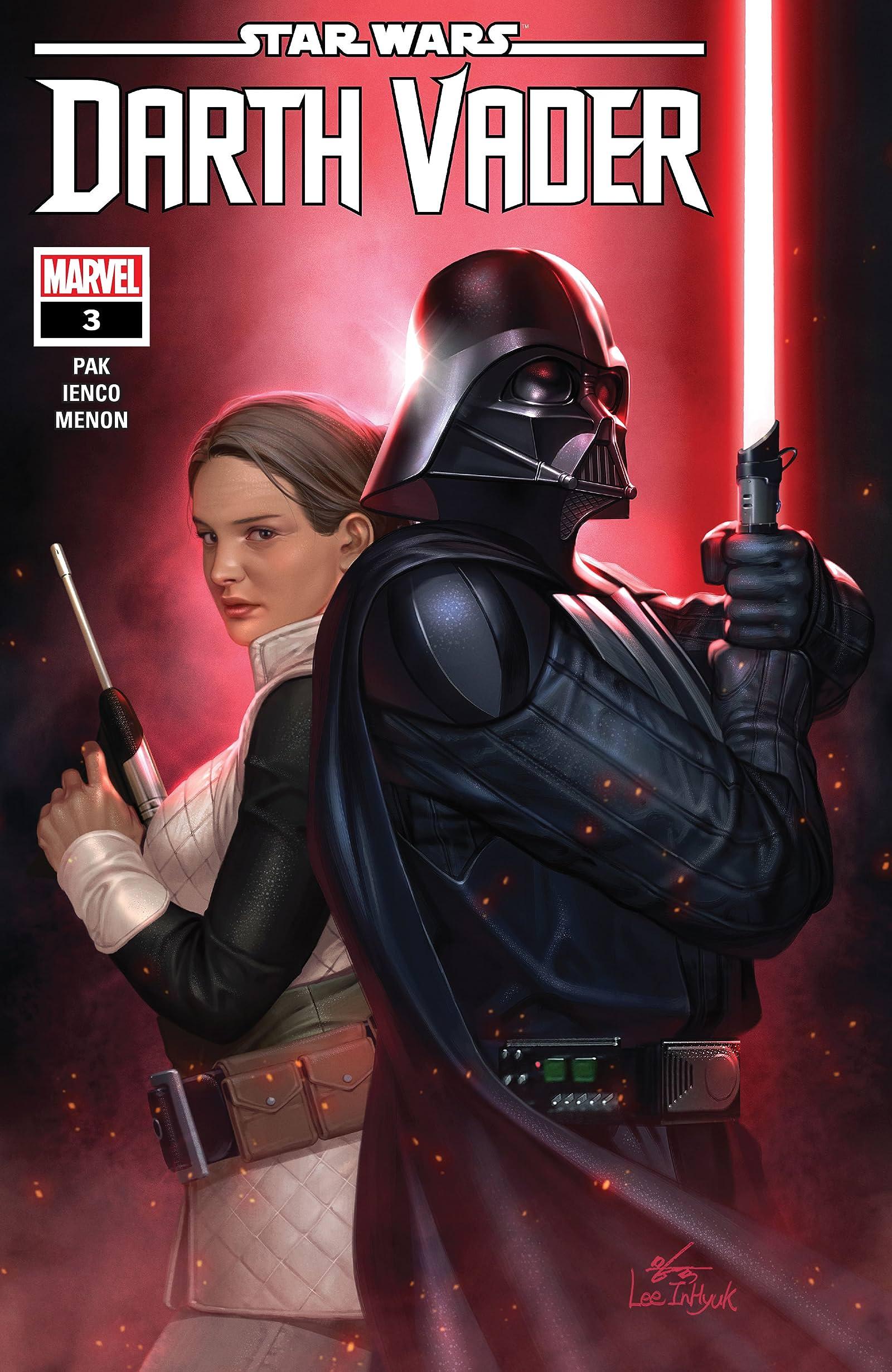 Star Wars Darth Vader 2020 3 Comics By Comixology
