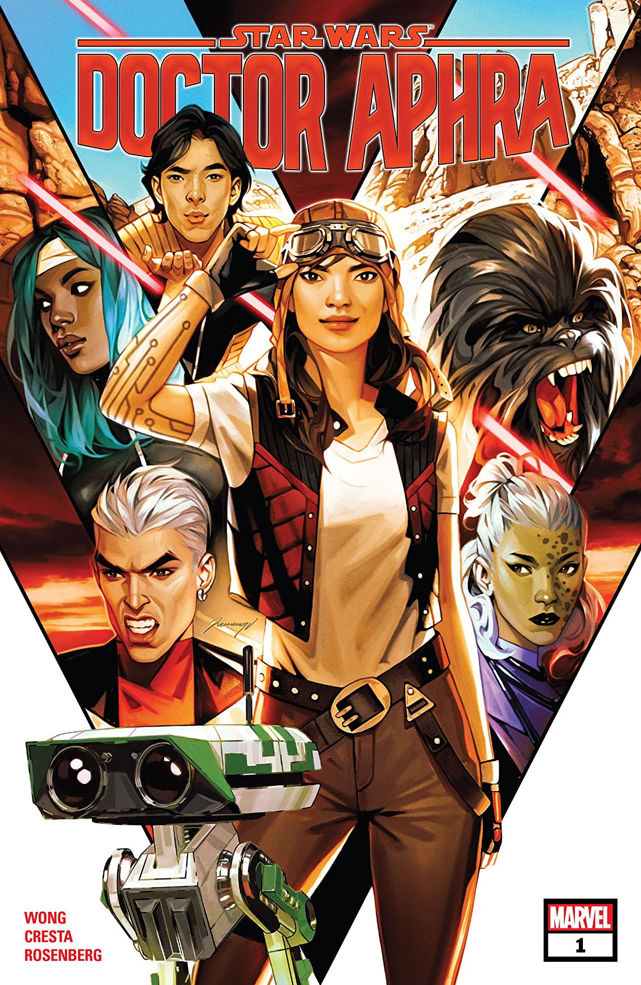 Star Wars: Doctor Aphra (2020-) No.1