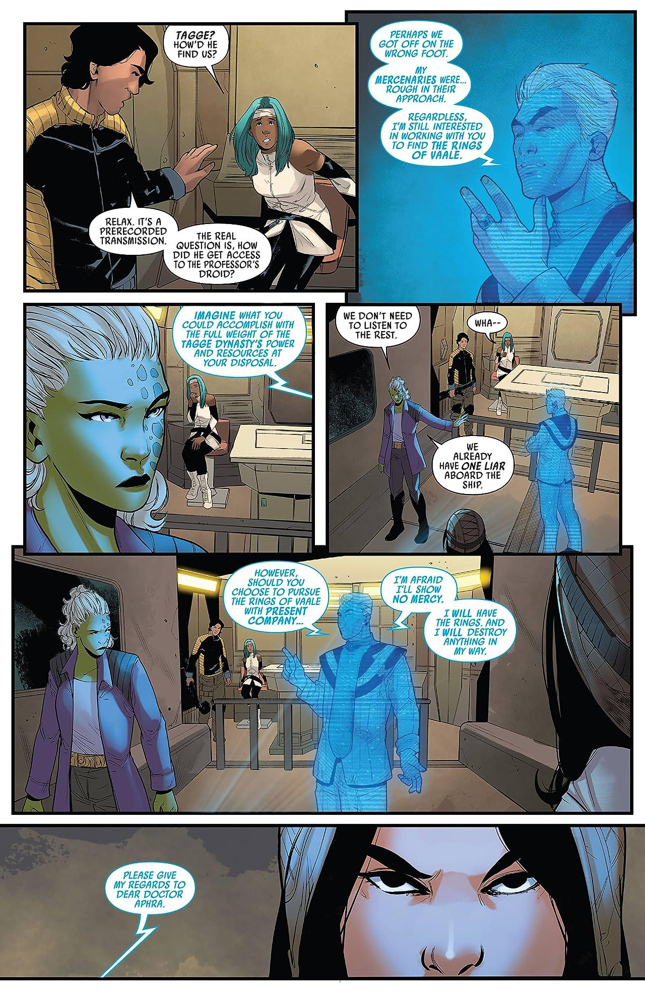 Star Wars: Doctor Aphra (2020-) #2