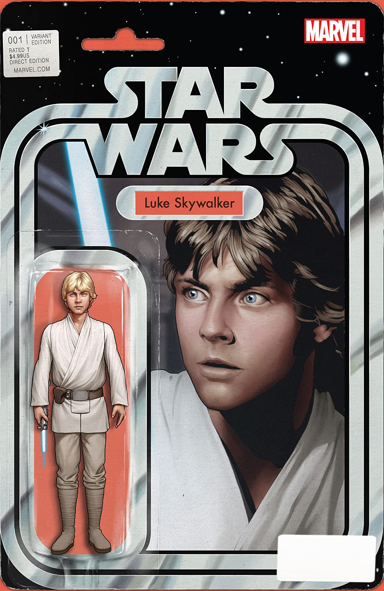Star Wars: The Action Figure Variant Covers (2020) #1