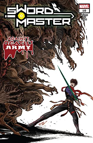 Sword Master (2019-) #10