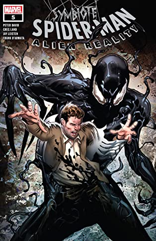 Symbiote Spider-Man: Alien Reality (2019-) #5 (of 5)