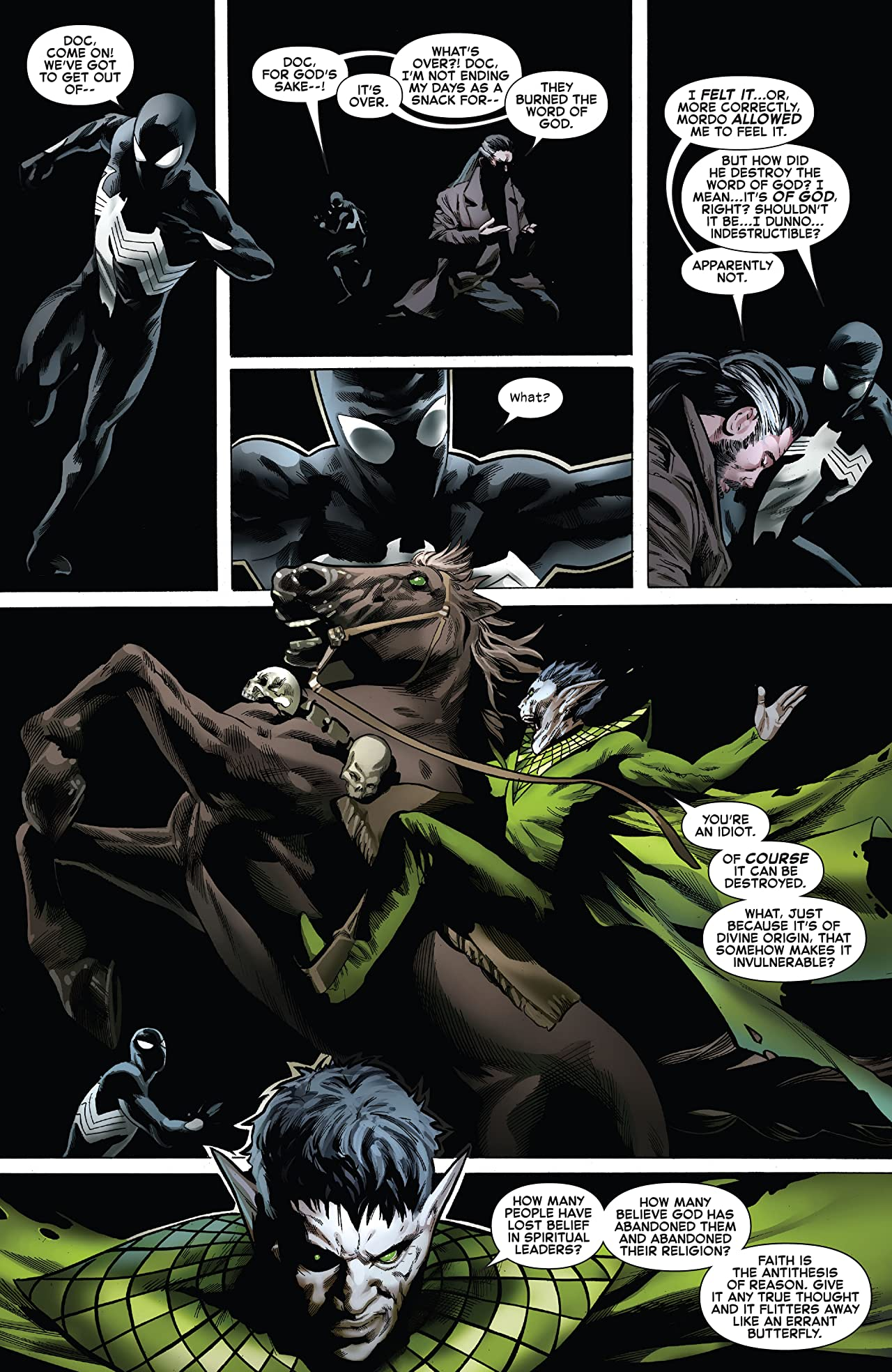 Symbiote Spider-Man: Alien Reality (2019-2020) #5 (of 5)