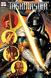 Taskmaster (2020-) #1 (of 5)