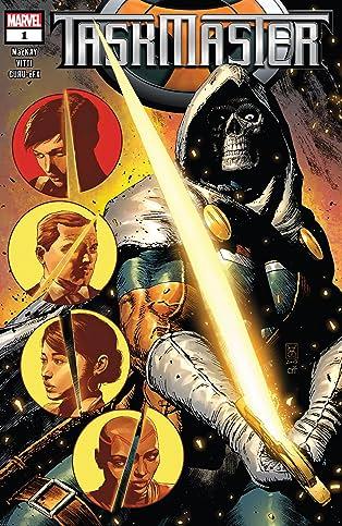 Taskmaster (2020) #1 (of 5)