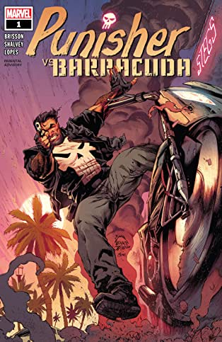 The Punisher vs. Barracuda (2020) #1 (of 5)