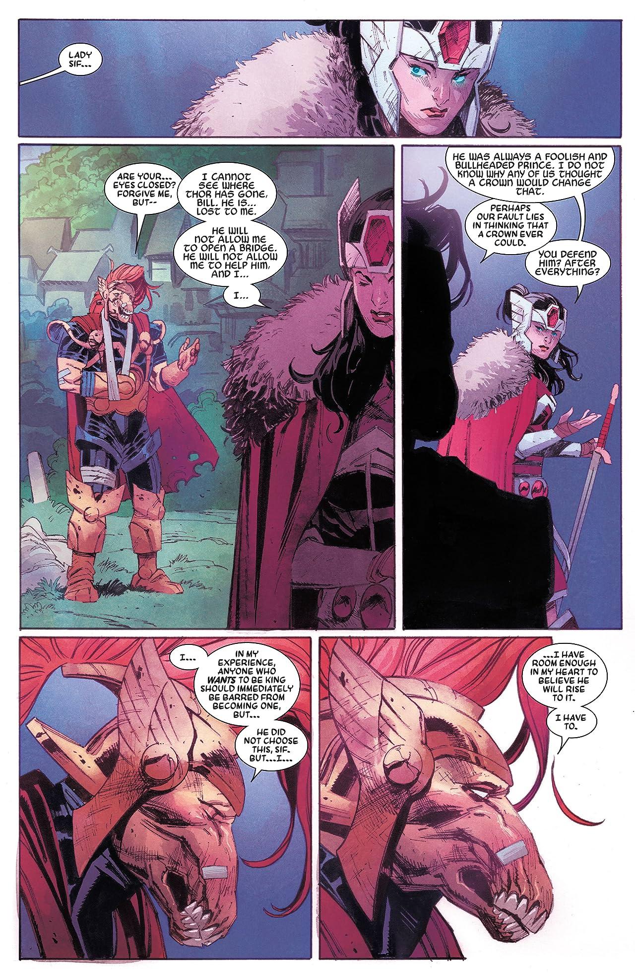Thor (2020-) #5
