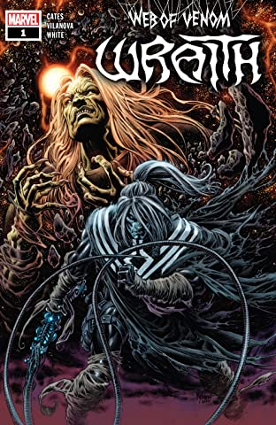 Web Of Venom: Wraith (2020) No.1