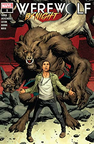 Werewolf By Night (2020-) #1 (of 4)