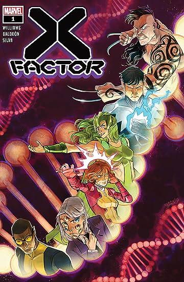 X-Factor (2020-) No.1