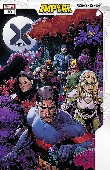 X-Men (2019-) No.10