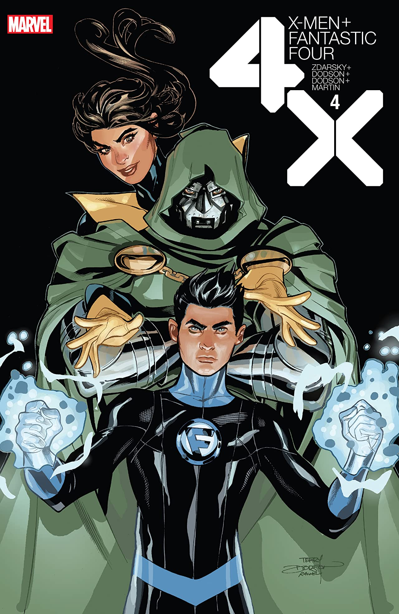 X-Men/Fantastic Four (2020) No.4 (sur 4)