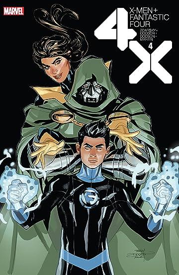 X-Men/Fantastic Four (2020) #4 (of 4)