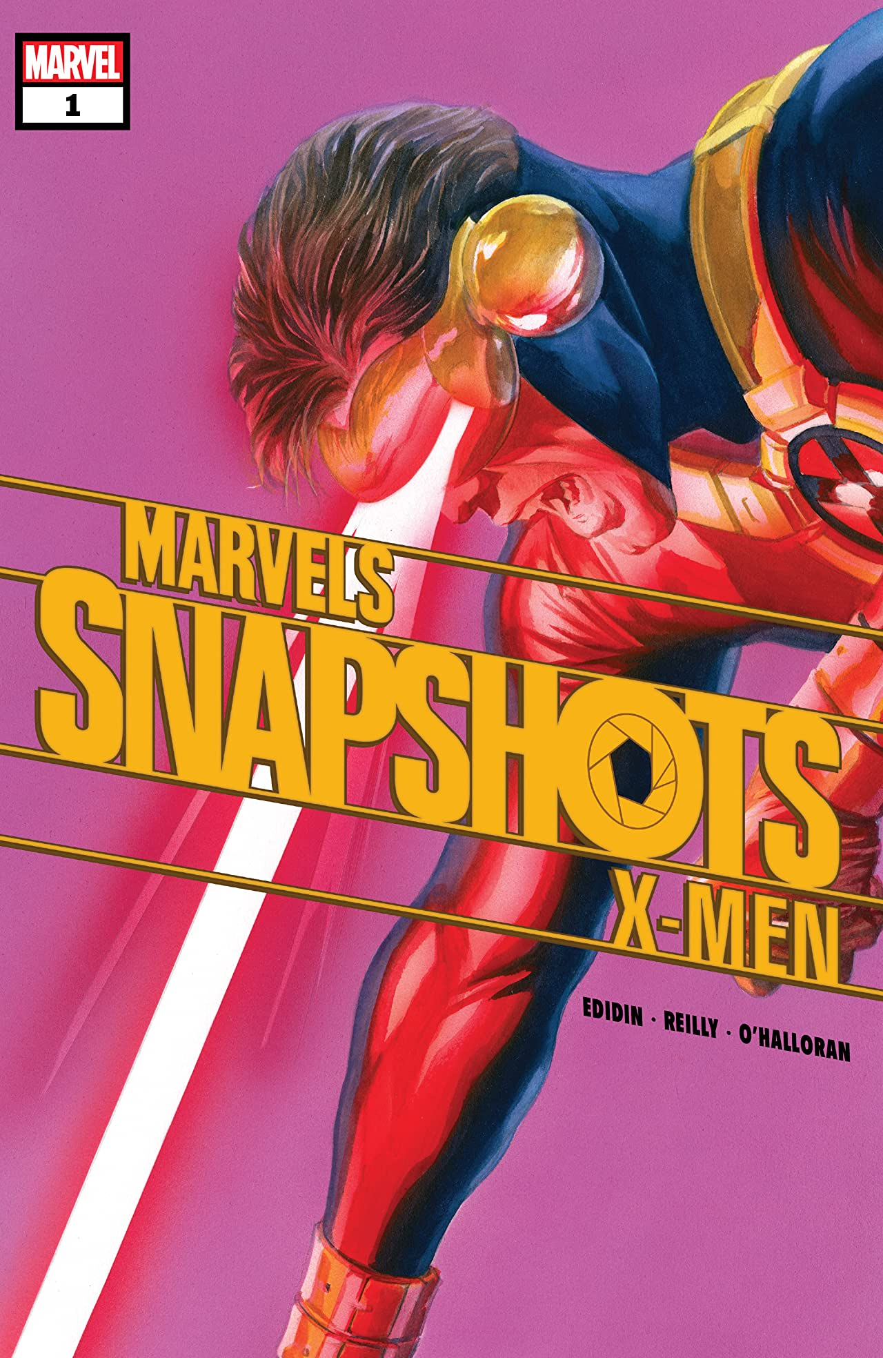 X-Men: Marvels Snapshot (2020) #1