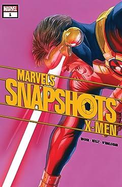 X-Men: Marvels Snapshot (2020) #1