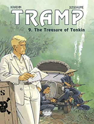 Tramp Vol. 9: The Treasure of Tonkin