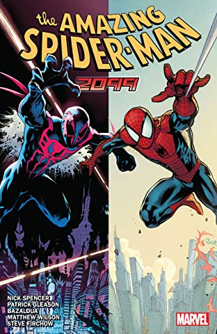 Amazing Spider-Man by Nick Spencer Vol. 7: 2099