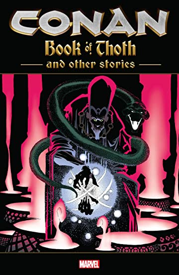 Conan: The Book Of Thoth And Other Stories