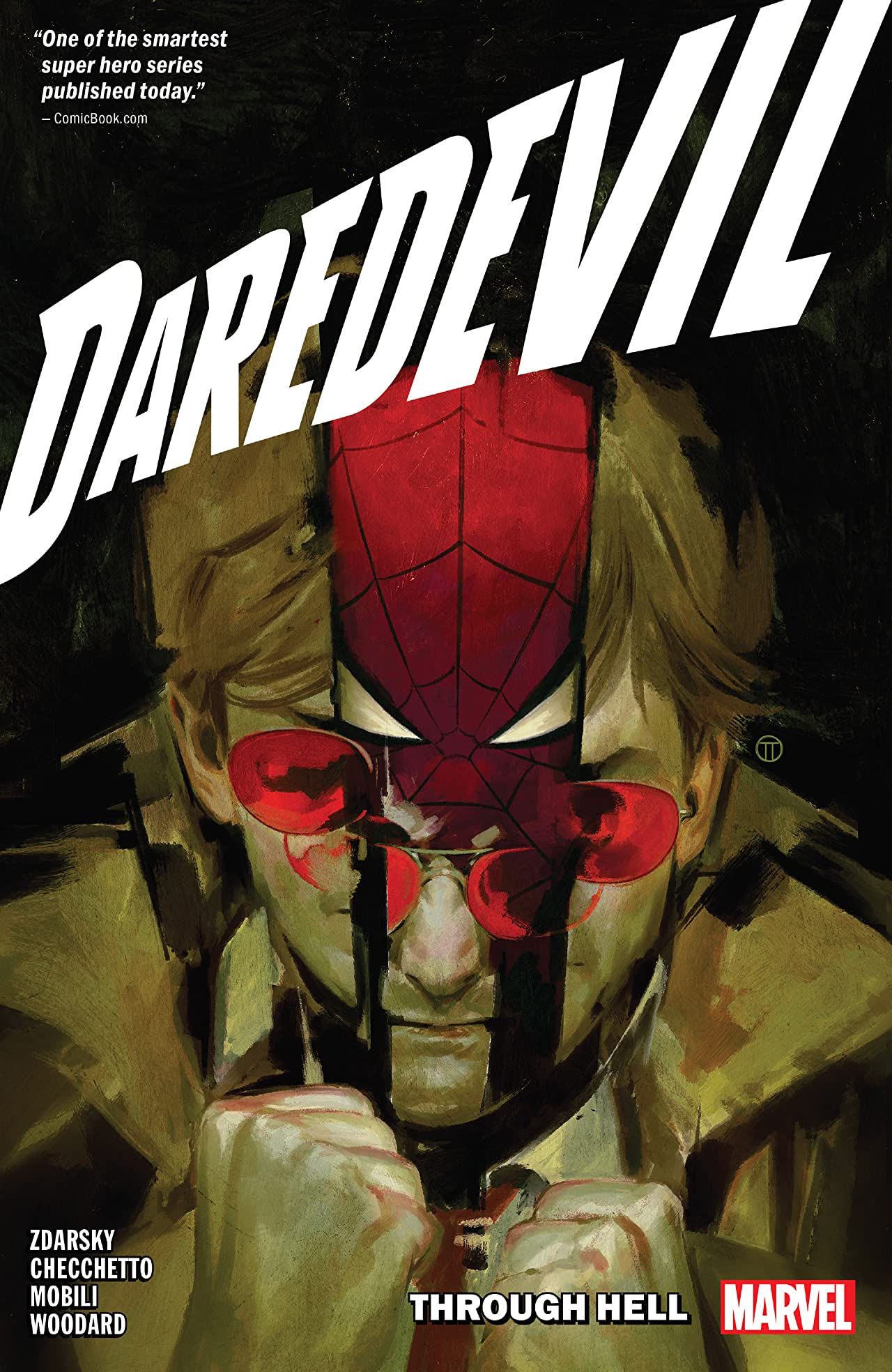 Daredevil by Chip Zdarsky Tome 3: Through Hell