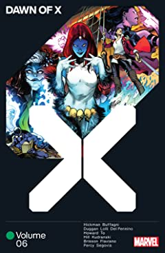 Dawn Of X Vol. 6