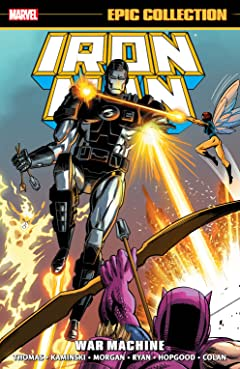 Iron Man Epic Collection: War Machine