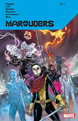 Marauders by Gerry Duggan Vol. 1