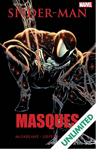 Spider-Man: Masques