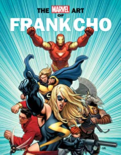 Marvel Monograph: The Art Of Frank Cho