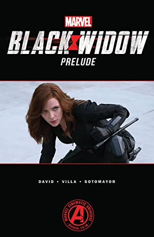 Marvel's Black Widow Prelude