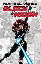 Marvel-Verse: Black Widow