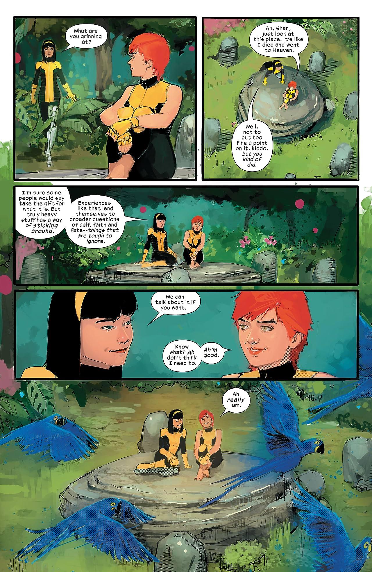 New Mutants by Jonathan Hickman Tome 1